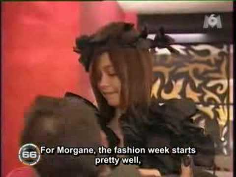 Haute Couture 07ss report with Morgane Dubled (part1) видео