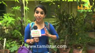 Meghana at Ahh Movie Success Meet