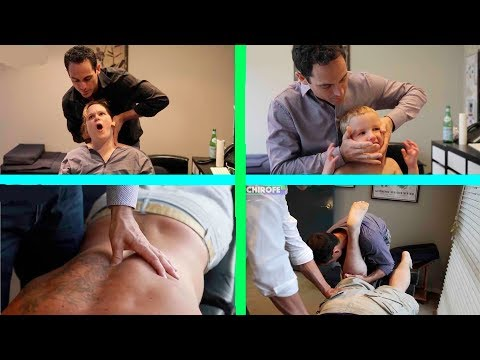 Dr. Ian's AMAZING TRANSFORMATIONS | Chiropractic Compilation