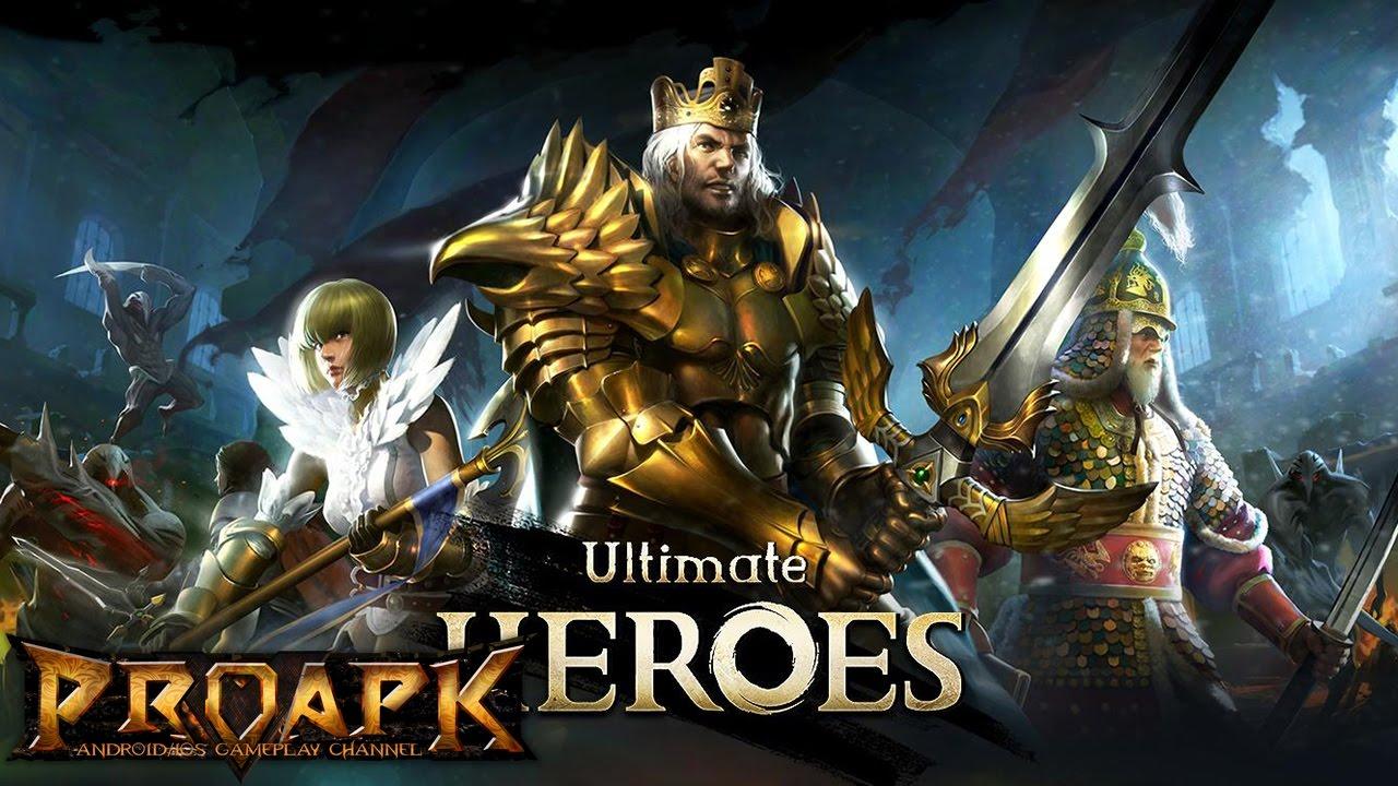 Ultimate Heroes