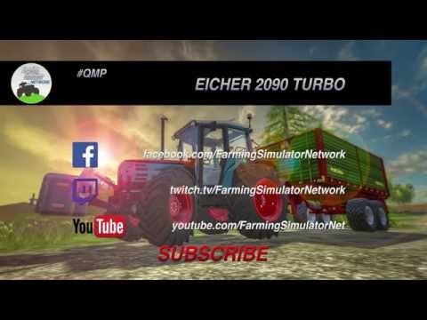 Eicher 2090 Turbo v2.1