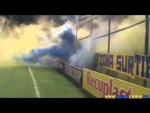 """Video - """"En el barrio de Arroyito"""" - Los Guerreros - Los Guerreros - Rosario Central - Argentina"""