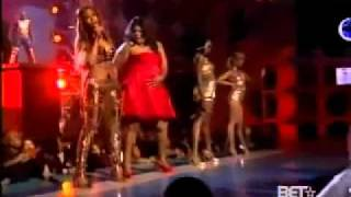 Beyonce   Kelly Rowland Get Me Bodied   Like This Live @ Bet Feat Eve Michelle Williams   Solange Appearance