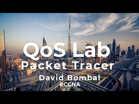 Cisco CCNA Packet Tracer Ultimate Labs: Quality Of Service (QoS) Lab. Answers Part 2