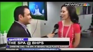 BHPS inc - Dr. Gabriel Chiu on NBC Spa Week Raw