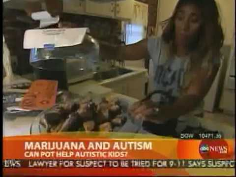 Cannabis: A Treatment For Autism – GMA