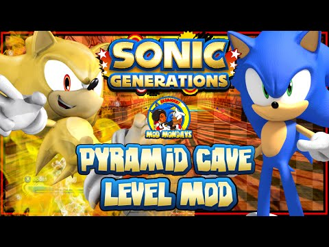 Sonic Generations PC - Pyramid Cave Level Mod