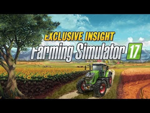 Making of Farming Simulator 17 Teaser