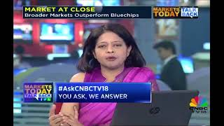 Markets Today Talk Back: Did You Miss the Blue Run? | 23rd August 2017 | CNBC TV-18