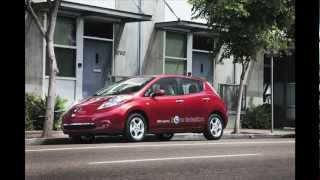 Real World Test Drive 2012 Nissan Leaf