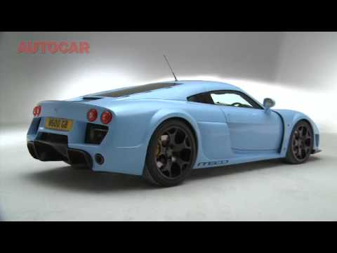 Noble M600 - Steve Sutcliffe drives the Noble M600. For more details, visit http://www.autocar.co.uk/CarReviews/FirstDrives/Noble-M600-4.4-V8/242729/