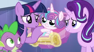 Video My Little Pony - The Times They Are a Changeling MP3, 3GP, MP4, WEBM, AVI, FLV Agustus 2018