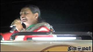 Growth in Tamilnadu Only in Tasmac says DMDK Leader Vijaykanth Wife Prema Latha