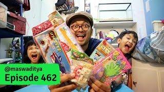 Video Review Lima Mainan Jadul dari Jepang! MP3, 3GP, MP4, WEBM, AVI, FLV November 2018
