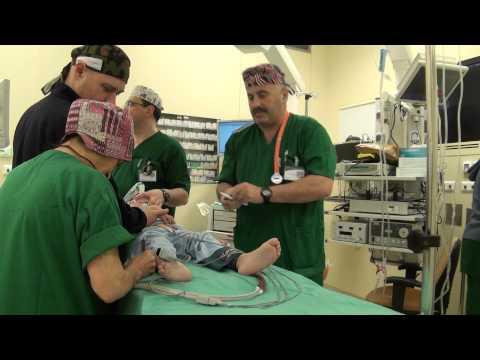 Детская анестезиология в Израиле