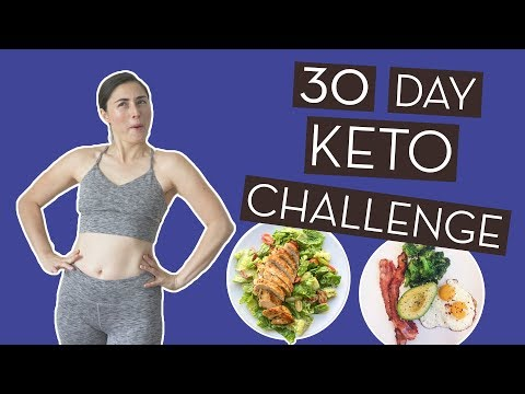 Atkins diet - 30 Day Keto Diet Review With Before & After Results!