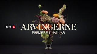 Arvingerne II | Ny säsong | Trailer 1 | DR1