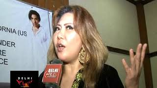 GRAND PRESS CONFERENCE IN NEW DELHI TO SUPPORT FASHION DESIGNER ANAND JON (Delhi Chilli)