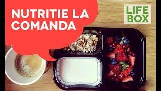 Primul serviciu de nutritie la comanda (meal prep) din Romania de care sunt cu adevarat impresionat, oferit de cei de la LifeBox.
