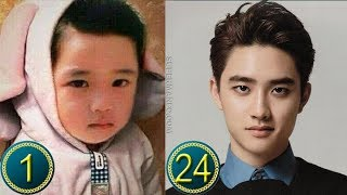 Download Video [EXO] Do Kyungsoo Predebut | Transformation from 1 to 24 Years Old MP3 3GP MP4