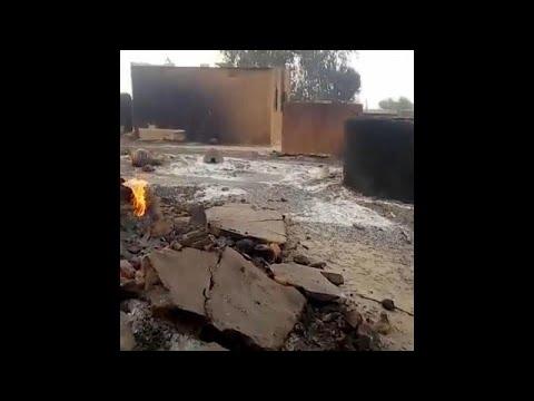 Σφαγή σε χωριά στο Μάλι