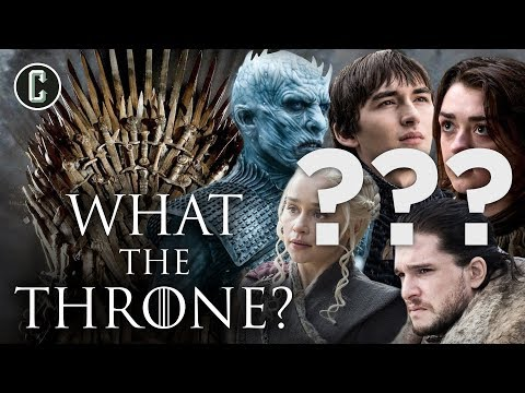 5 Questions after the Game of Thrones Series Finale - What The Throne?