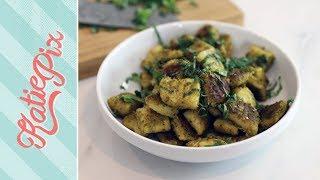Easy How To Make Potato Gnocchi Recipe | Katie Pix by Katie Pix