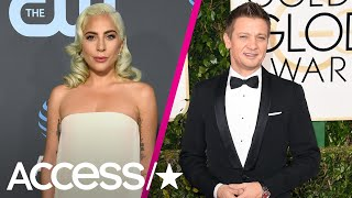What's Going On Between Lady Gaga & Jeremy Renner?! | Access