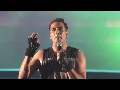 Akshay Kumar The Surprise of DaBangg Tour HKG
