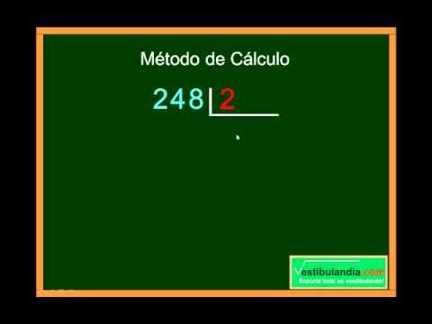Matemática Zero - Aula 4 - Divisão - Primeira Parte