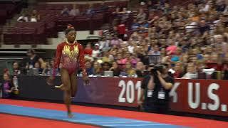 5. Simone Biles - Vault - 2018 GK U.S. Classic - Senior Competition