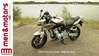 9. 2004 Yamaha Fazer 1000 Review