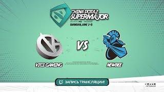 Vici Gaming vs NewBee, Super Major, game 2 [Jam, Lum1Sit]