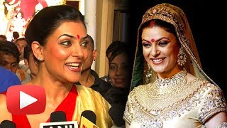Sushmita Sen Reacts To Her Marriage