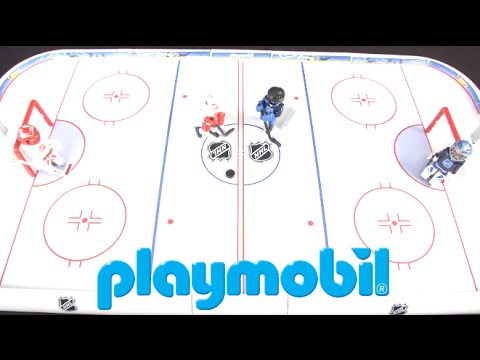 NHL Arena from Playmobil