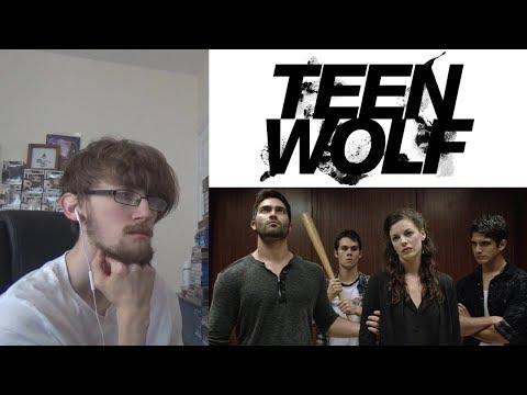 Teen Wolf Season 3 Episode 10 - 'The Overlooked' Reaction PART 1