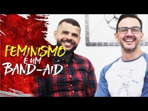 Feminismo é um Band-Aid - Apóstolo Cristiano Miranda e Pastor Anderson Silva