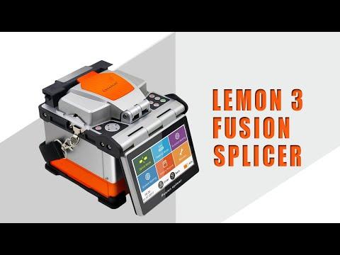 Fusion Splicer Lemon 3