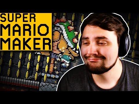 TURBO DUNKED (Super Mario Maker) (видео)