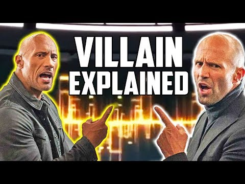Hobbs and Shaw: Mystery Villain Explained
