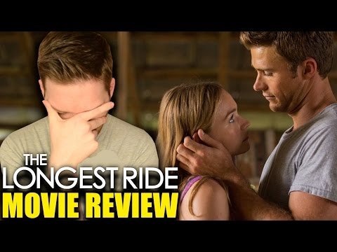 The Longest Ride – Movie Review