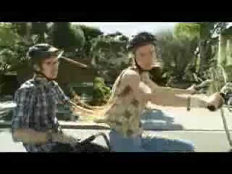 Boost Mobile TV Commercial Bicycle