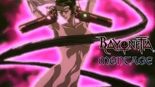 Watched this guys bayo montage, I'm afraid now D: