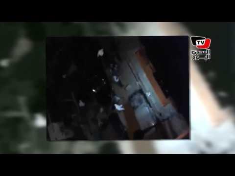 لحظة اعتداء الشرطة على «قتيل الويلي»
