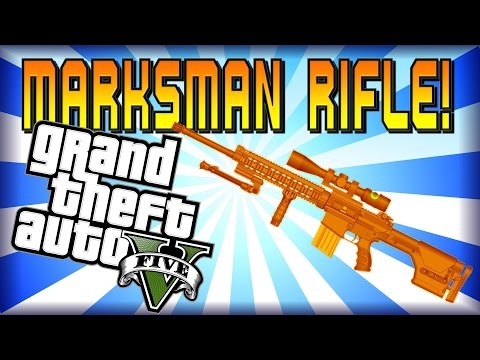 rifle - Click to Subscribe! for many more GTA V videos: ✓http://bit.ly/1eDF0Ur✓ Subscribe to my 2nd channel: ✓ http://bit.ly/1AesANv ✓ If you enjoyed consider leaving a like, because it really...
