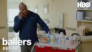 Subscribe to the HBO YouTube channel: http://itsh.bo/29ZAABP Catch all new episodes of Ballers every Sunday at 10 PM on HBO. Connect with Ballers Online: Bal...