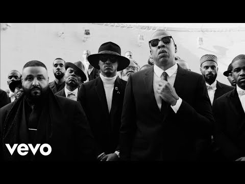 DJ Khaled & Jay Z & Future- I Got the Keys (2016)