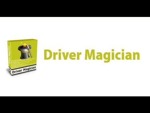 How to update Drivers in Windows Driver Magician