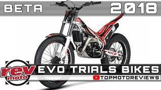 10. 2018 BETA EVO TRIALS BIKES Review Rendered Price Release Date