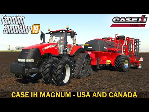Case IH Magnum - USA and Canada v3.2.0.0